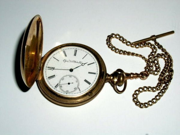2488523: Elgin National Watch Co. Pocket Watch