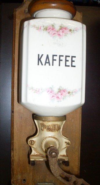 2494965: PEDE KAFFEE GRINDER