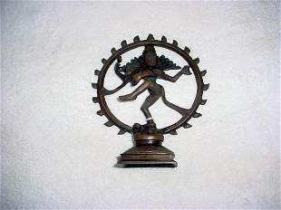 Shiva, car hood mascot