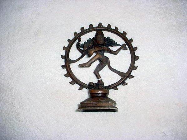 2506231: Shiva, car hood mascot