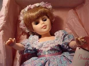 """April"" Madame Alexander doll"