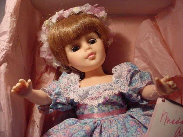 "2506234: ""April"" Madame Alexander doll"