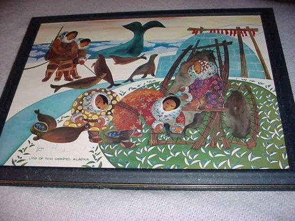 2506239: Picture, by artist Huono, Alaska