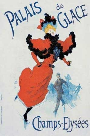 2506814: Vintage Poster by CHERET 1894 #8673