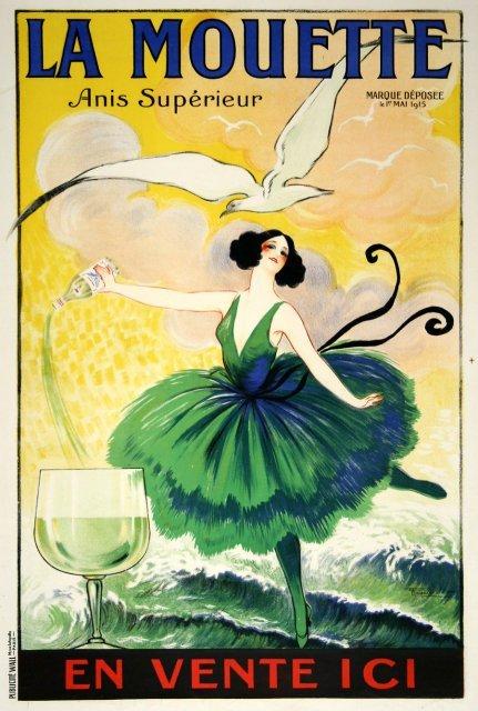 2506825: Vintage Poster by VION C1920 #4863