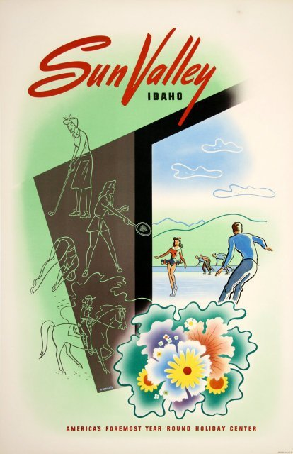 2506829: Vintage Poster by WILLMARTH C1950 #10173