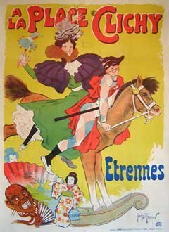 2506837: Vintage Poster by G MEUNIER C1905 #7350