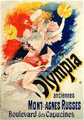 2506867: Vintage Poster by CHERET 1892 #3705