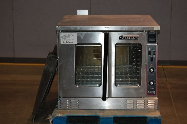 3: GARLAND- Master Series Convection Oven