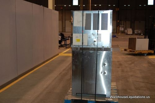 5: Scotsman Ice Machine with Stainless Steel Ice-Bin - 4