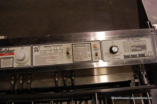 8: BELSHAW Mark VI Donut Robot - 3