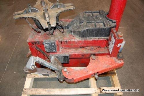 1: COATS Tire Changer - 5