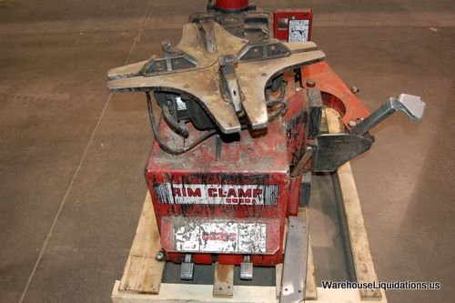 1: COATS Tire Changer - 7