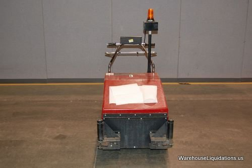 11: Quickart 2000 for pushing shopping carts