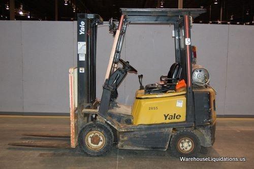 12: Used Yale Forklift