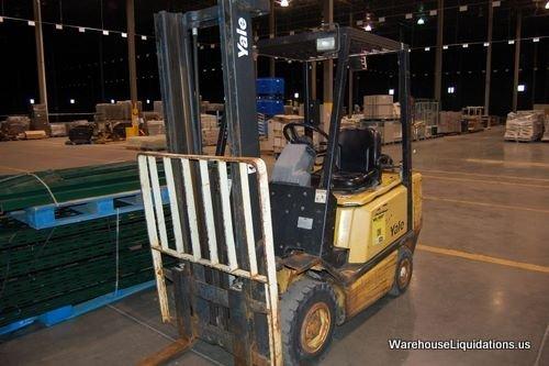 13: Used Yale Forklift