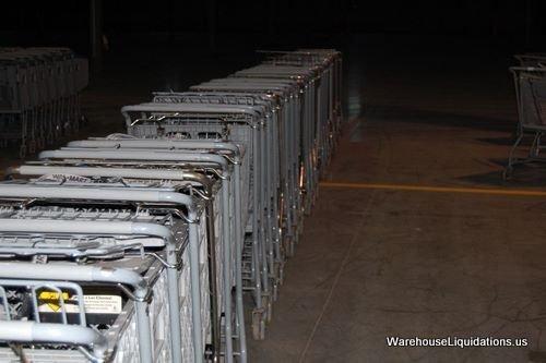 14: Plastic Shopping Carts