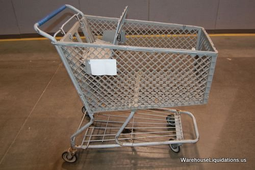 17: Plastic Shopping Carts