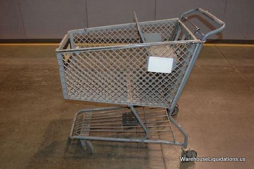 19: Plastic Shopping Carts