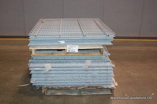 250: Flat Style Shelves 46x46