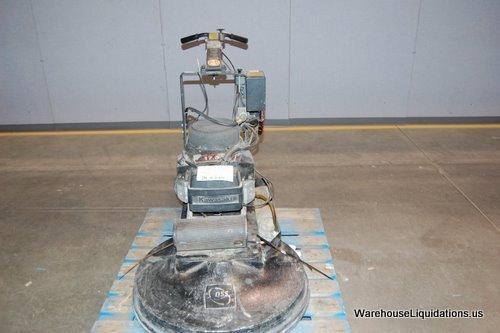 255: Kawasaki Floor Buffer 17.0