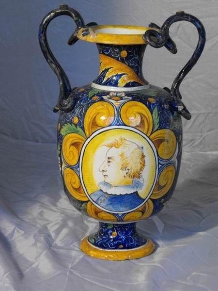 161: Venetian vase