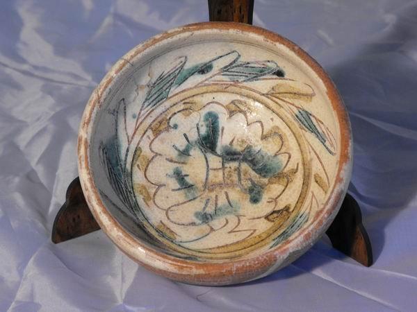 192: Ceramic bowl