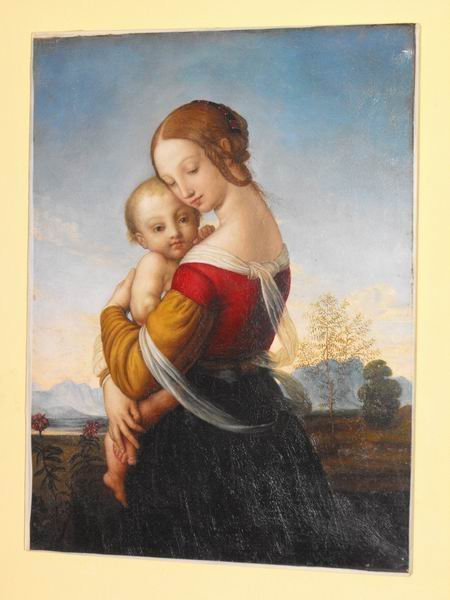 87: Madonna with Child