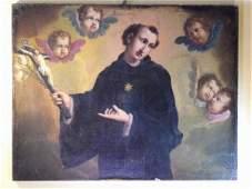 88: Oil on canvas, Italian school XVIII