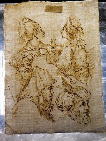 17: ITALIAN SCHOOL OF 17th. Century.