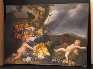 02: ITALIAN SCHOOL second half of 18th. Century