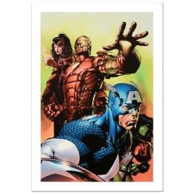 Avengers #501 by Stan Lee - Marvel Comics
