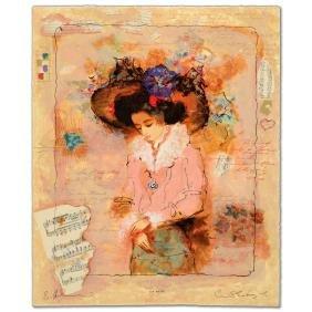Lovely Lady by Alexander & Wissotzky