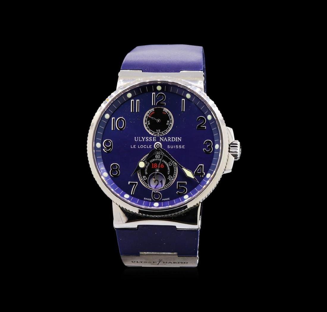 Ulysse Nardin Maxi Marine Chronometer Watch