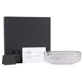 House of Waterford Crystal Waterford Lace 14 Inch Oval