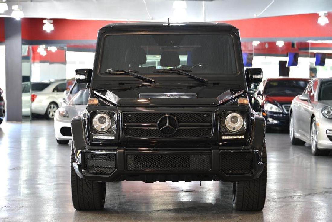 2010 Black Mercedes-Benz G-Class G55 AMG 4MATIC SUV - 2