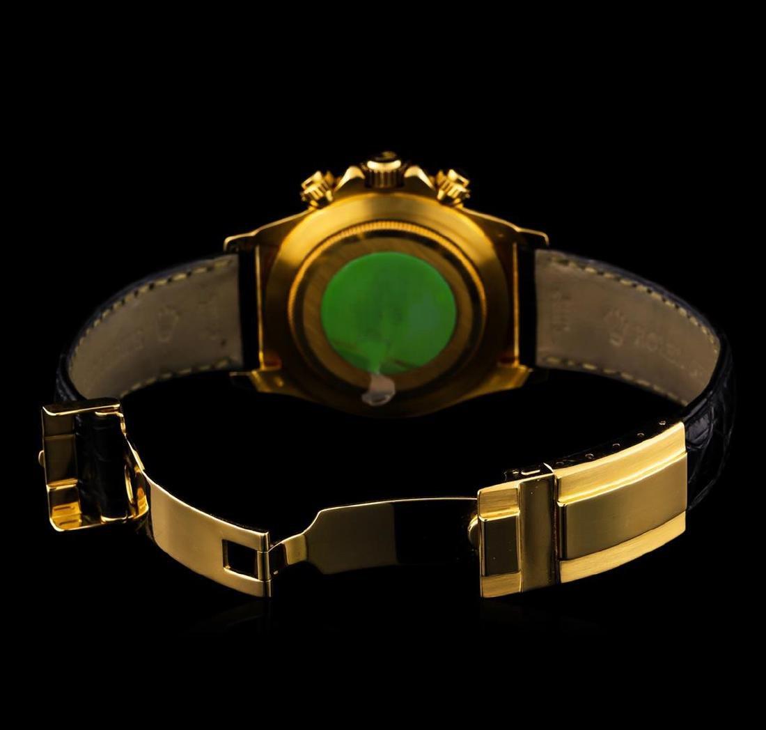 Rolex 18KT Yellow Gold Daytona Cosmograph Watch - 4