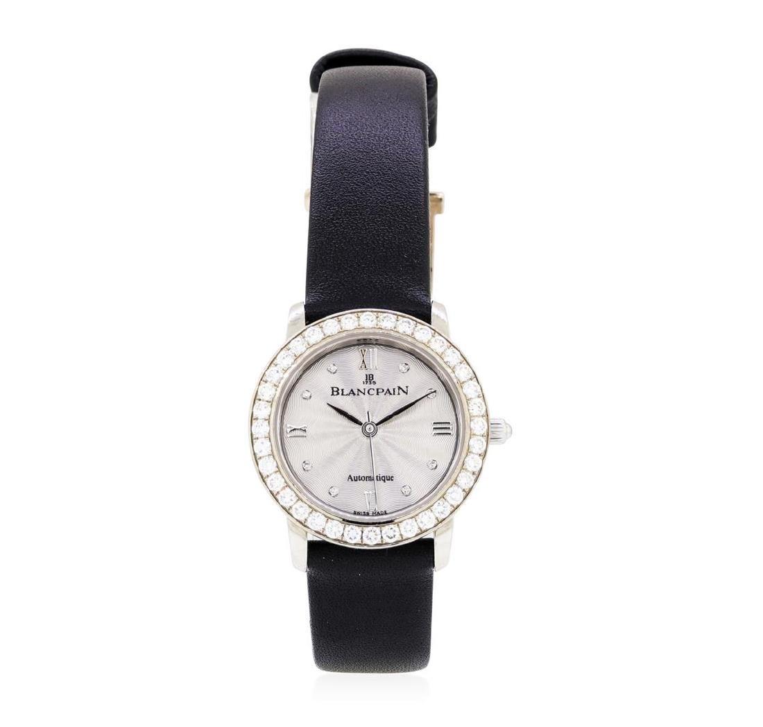 Blancpain Wristwatch - Stainless Steel