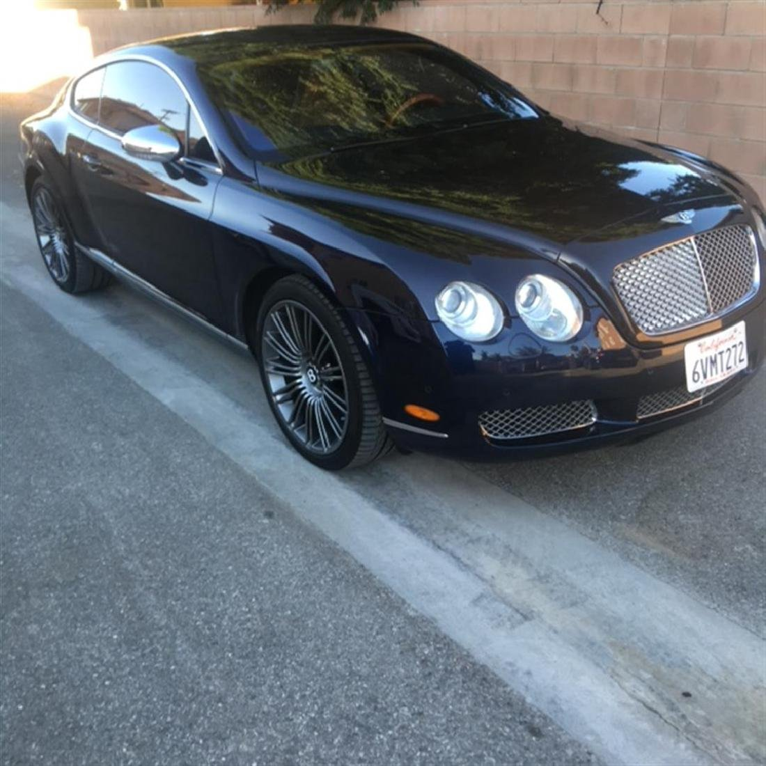 2006 Bentley GT Coupe