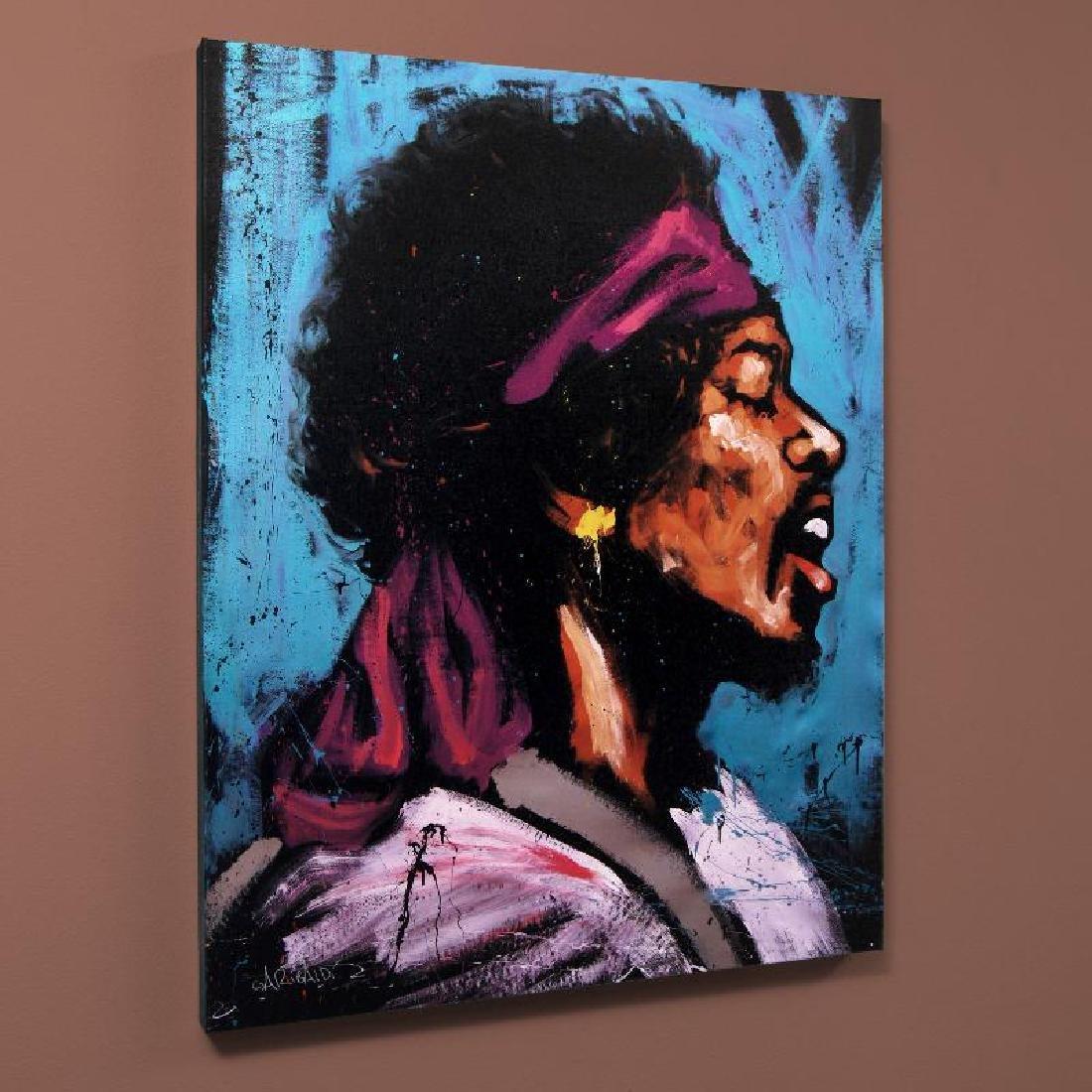 Jimi Hendrix (Bandana) by Garibaldi, David