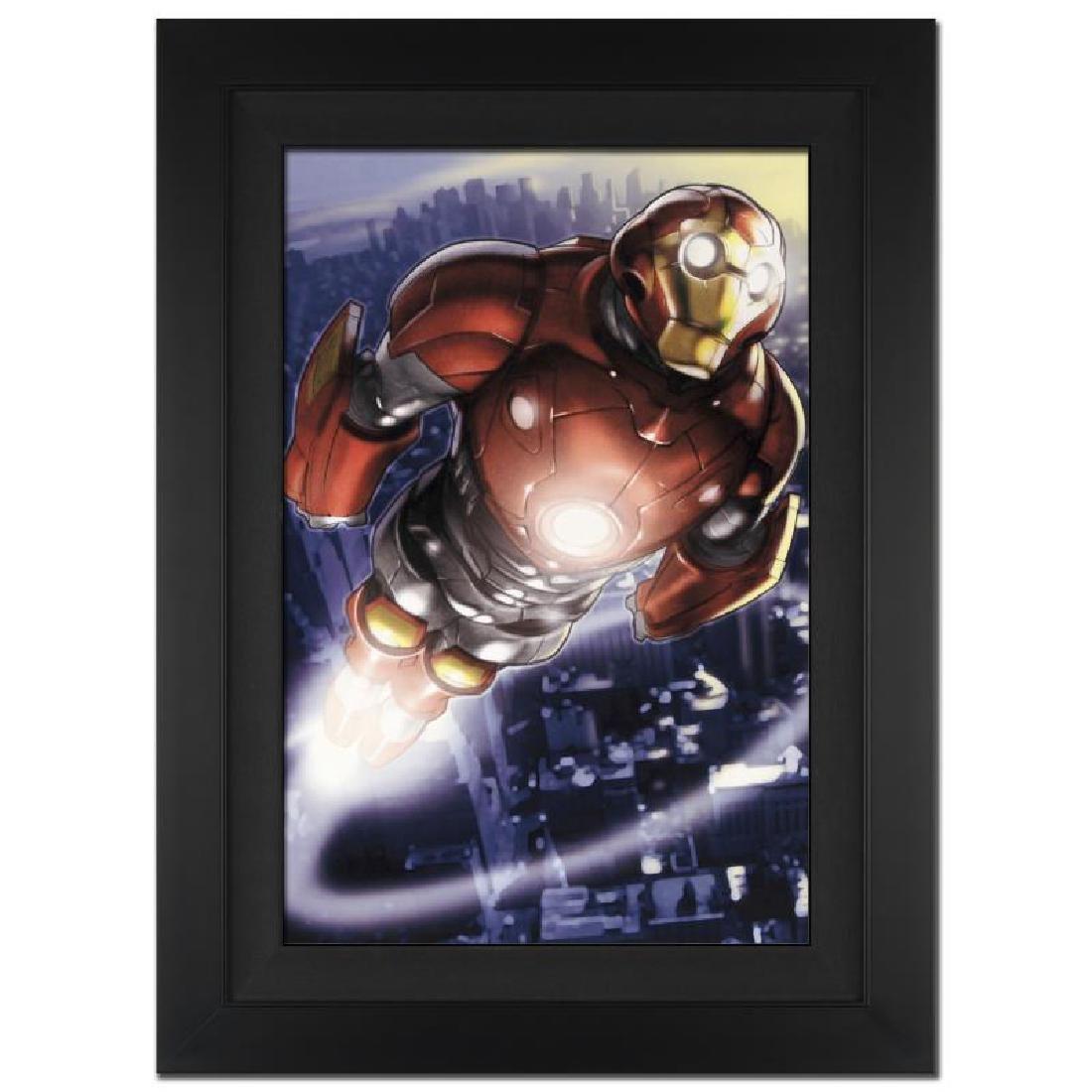 Ultimate Iron Man II #3 by Stan Lee - Marvel Comics