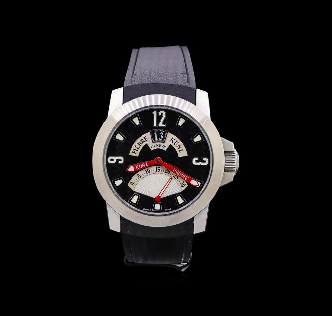 Pierre Kunz Stainless Steel PK G016 Sport Men's Watch