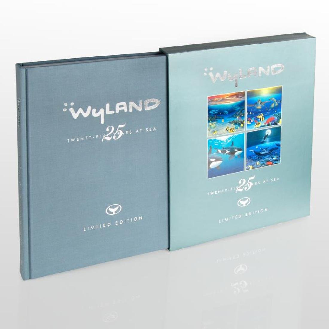 25 Years at Sea by Wyland