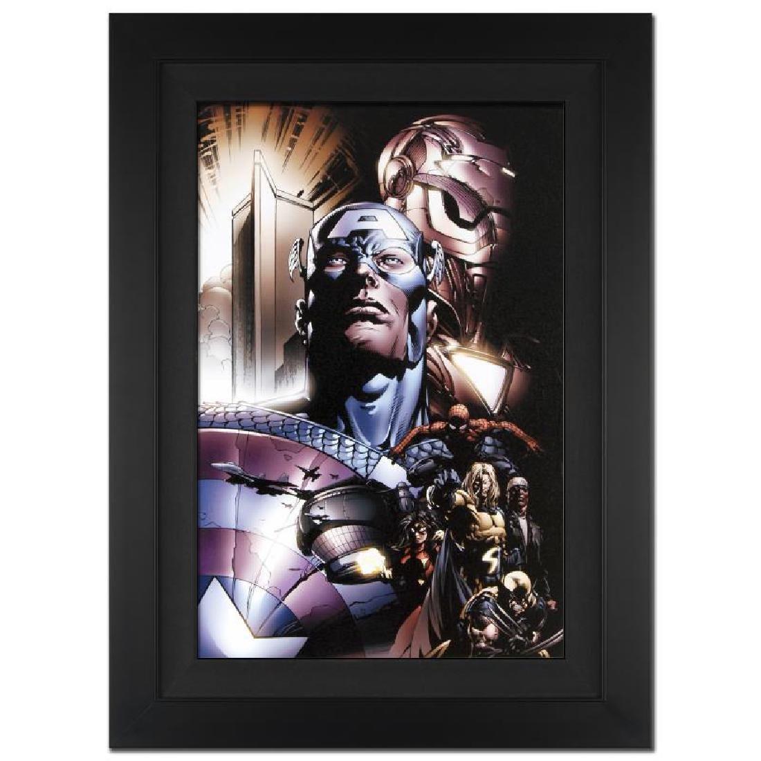 New Avengers #6 by Stan Lee - Marvel Comics
