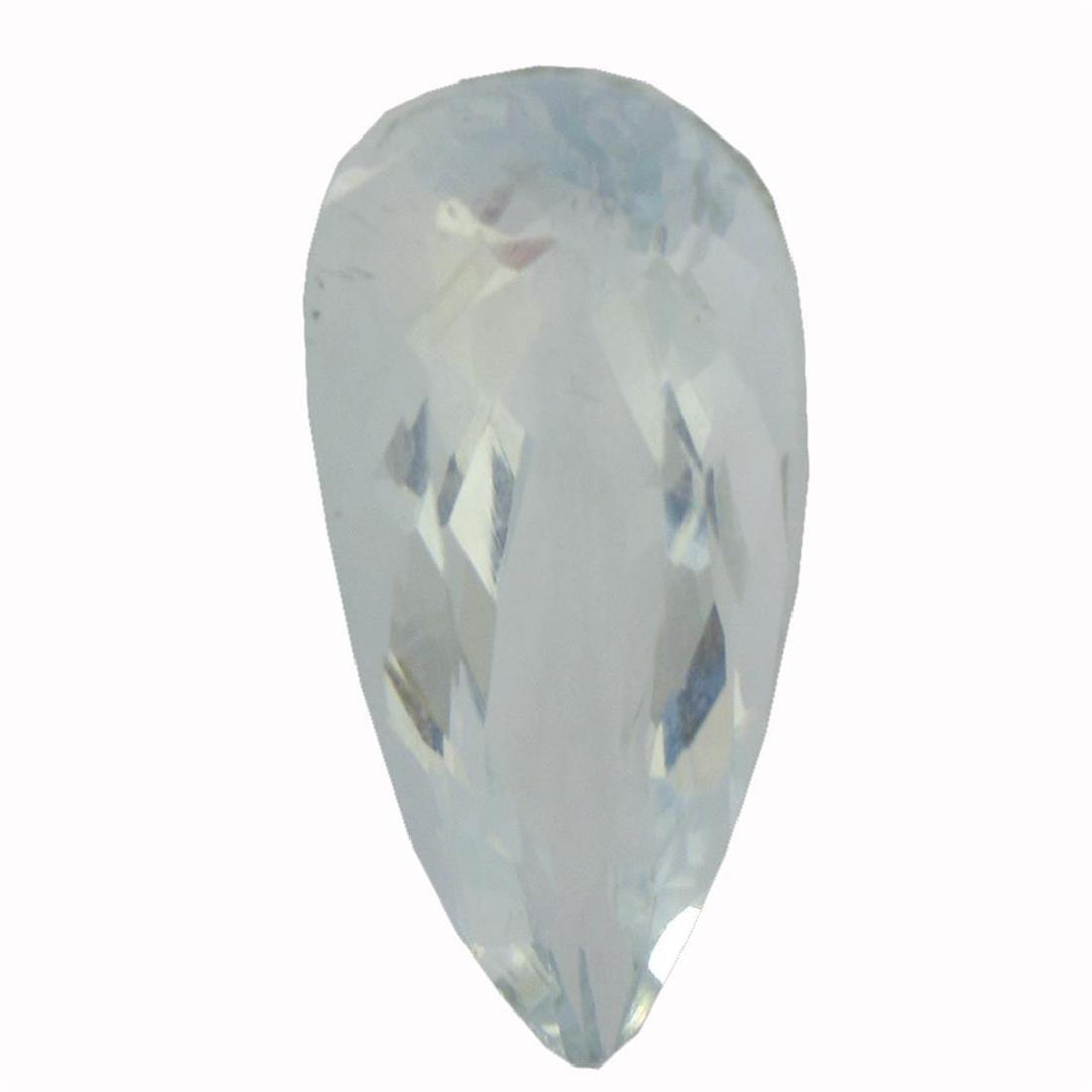 4.53 ctw Pear Aquamarine Parcel