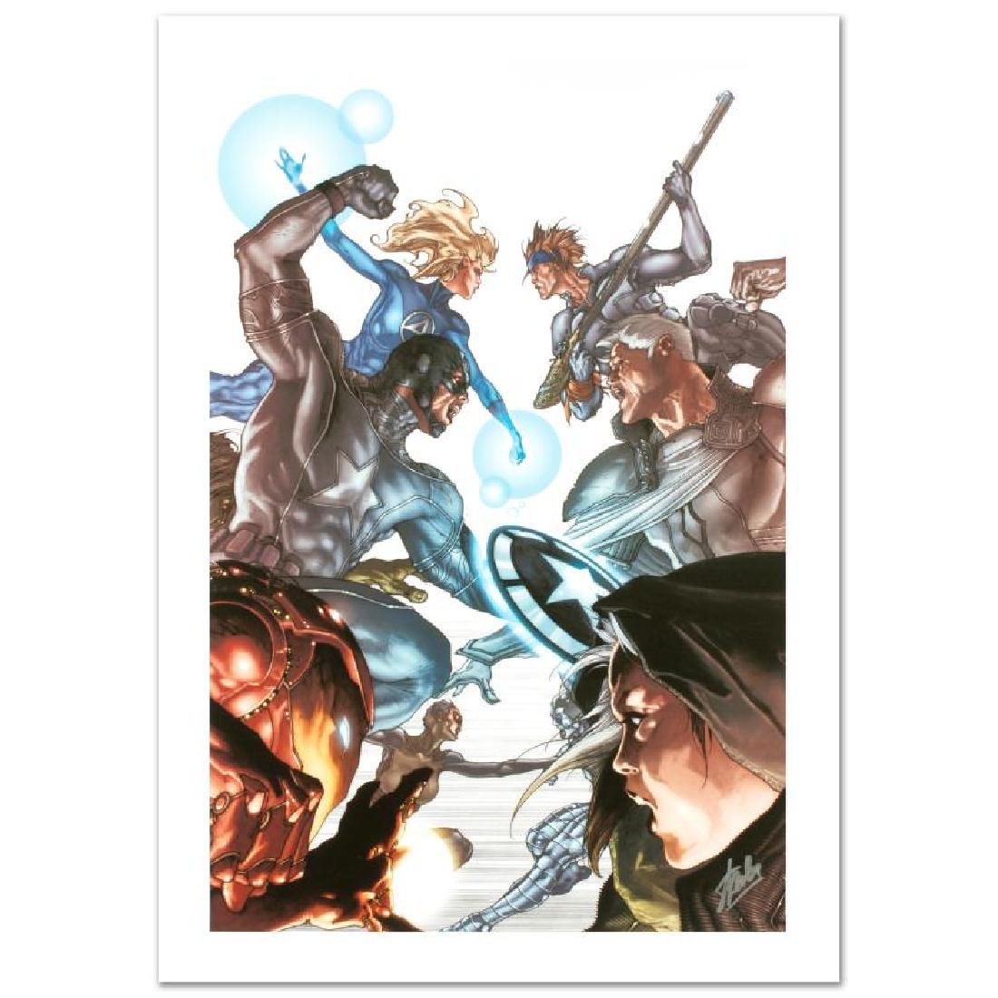 Age of X: Universe #2 by Stan Lee - Marvel Comics
