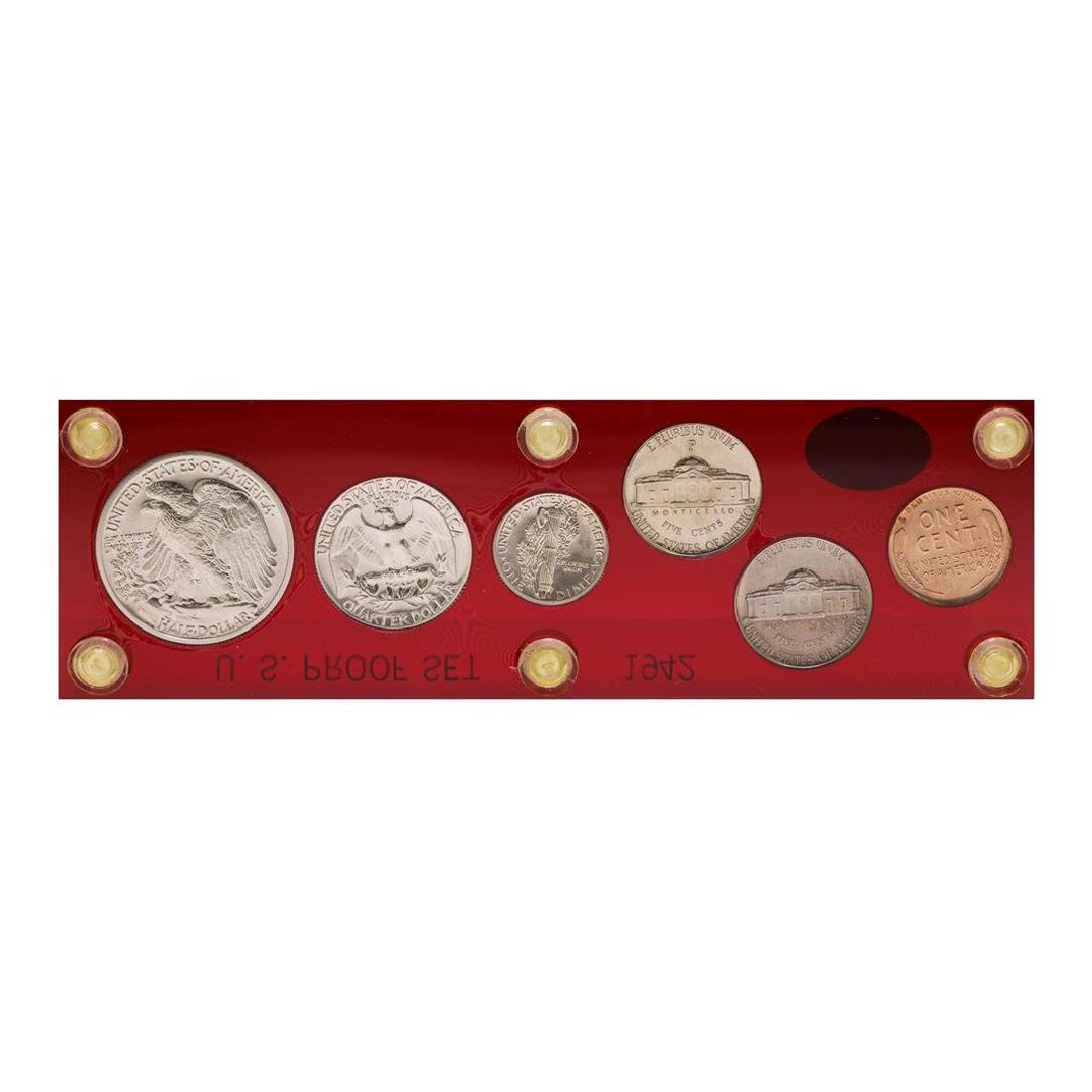 1942 (6) Coin Proof Set - 2