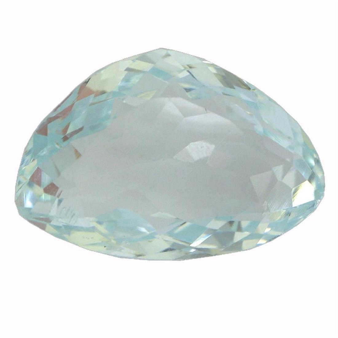 6.91 ctw Triangle Aquamarine Parcel