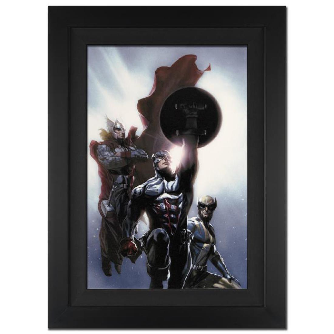 Secret Invasion #8 by Stan Lee - Marvel Comics