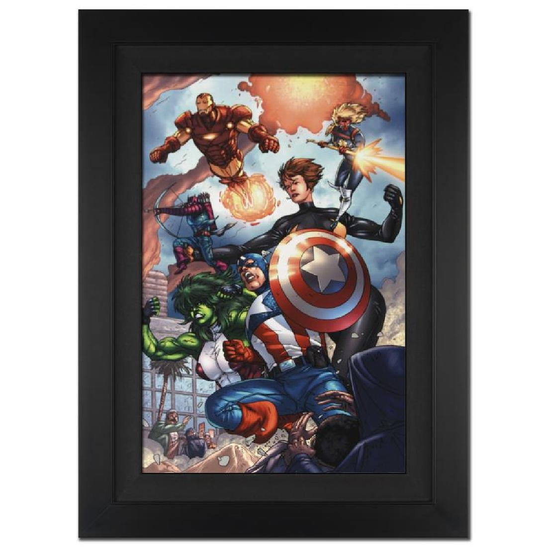 Avengers #84 by Stan Lee - Marvel Comics